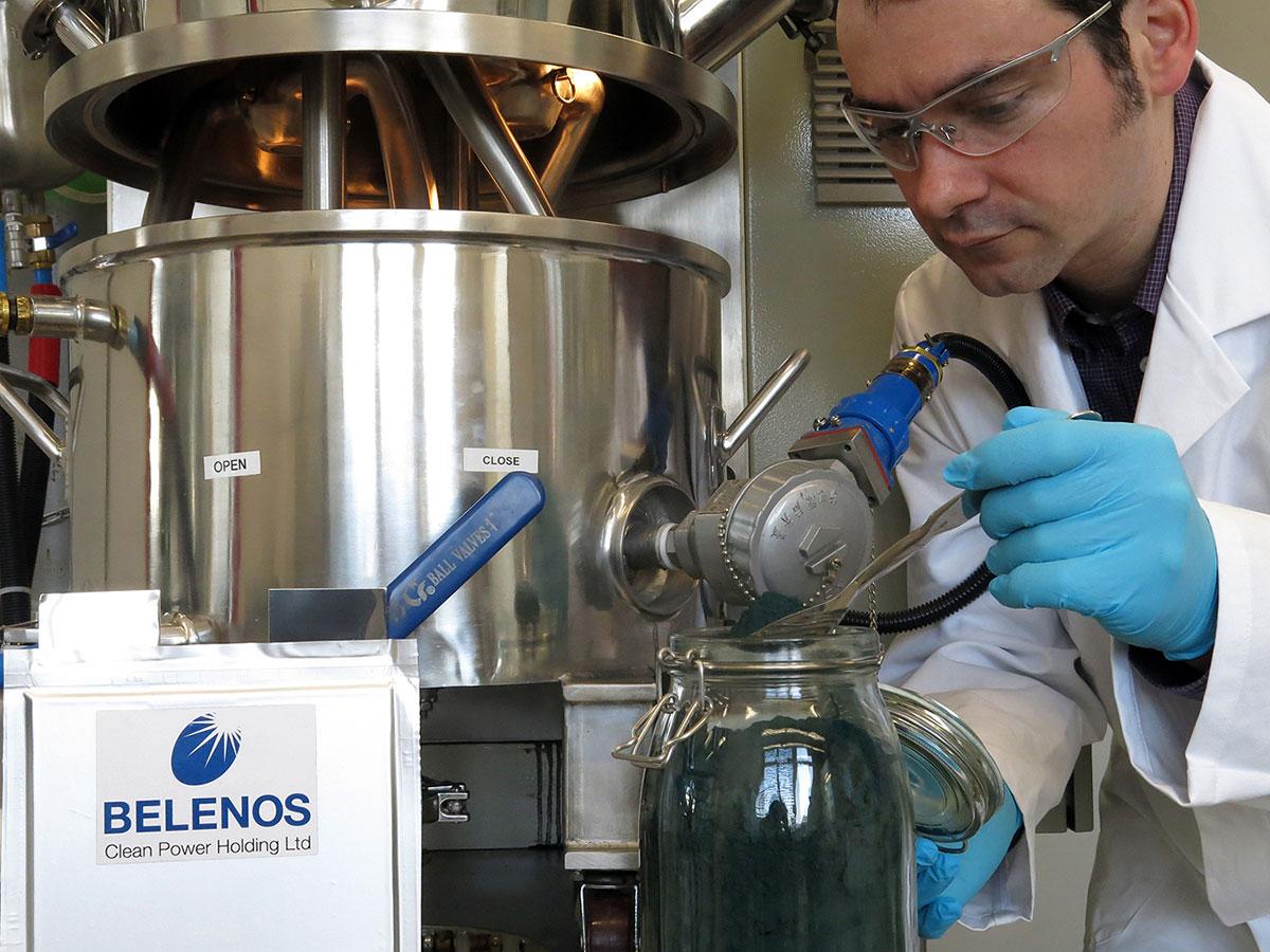 Superbatterie soll Milliarden einbringen